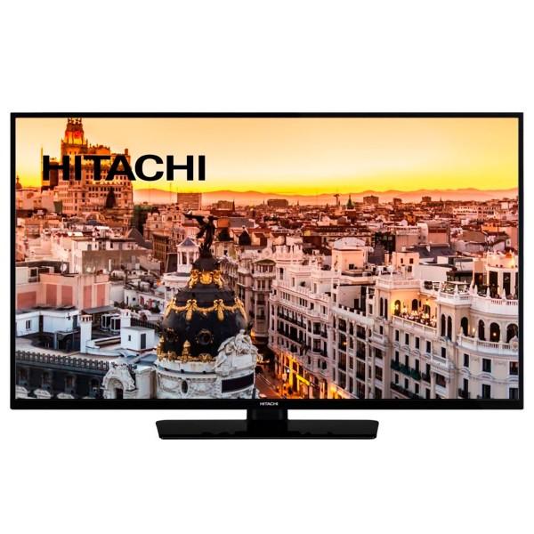 Hitachi 40he4001 televisor 40'' lcd led full hd 600hz smart tv wifi hdmi usb grabador y reproductor multimedia
