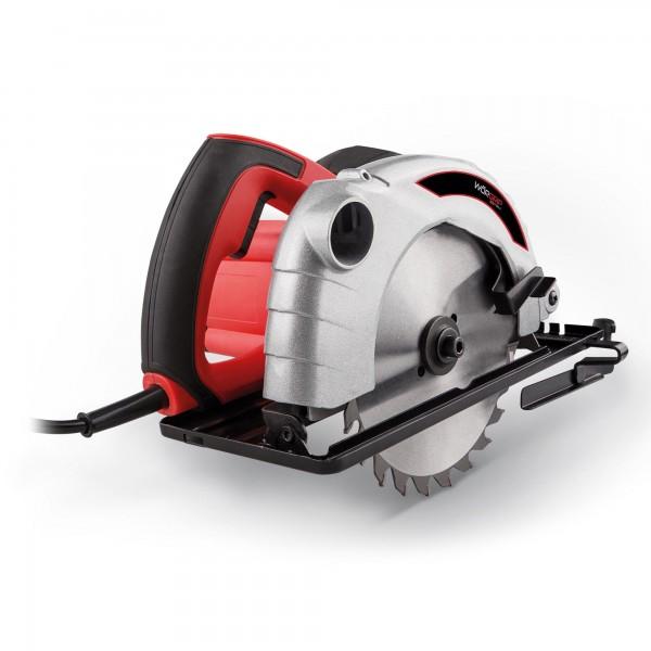 Sierra circular worgrip-pro 185mm 1300w.