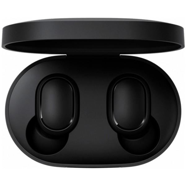 Xiaomi earbuds mi basic 2 negro auriculares inalámbricos bluetooth diseño tipo botón con estuche de carga